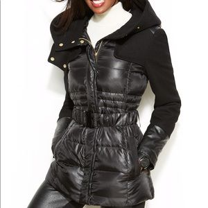 Kenneth Cole New York puffer coat